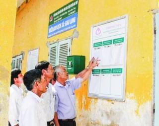 NHCSXH Nam Định: Luôn tận tâm với công tác giảm nghèo
