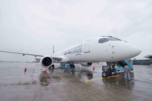 Vietnam Airlines tham gia đánh giá máy bay Airbus A220
