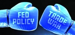 Fed có thể giảm thêm lãi suất vì chiến tranh thương mại