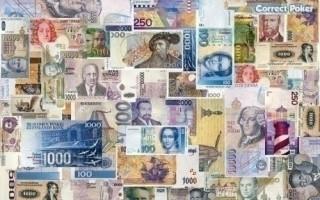 Tỷ giá hạch toán USD tháng 8/2019 là 23.069 đồng/USD