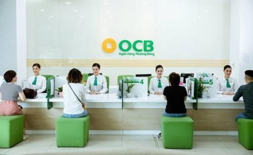 OCB lãi trên 1.000 tỷ đồng sau nửa chặng đường kinh doanh của năm