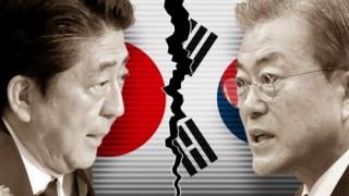 Căng thẳng thương mại Nhật Bản – Hàn Quốc leo thang