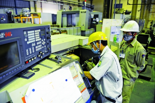 Tập trung thúc đẩy công nghiệp hỗ trợ tăng tốc