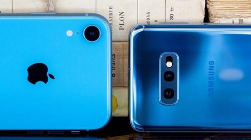 Apple và Samsung trong trận chiến ở thị phần siêu cao cấp