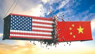 Áp lực của cuộc chiến thương mại