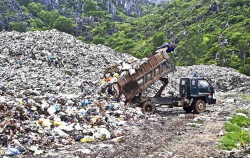 TP.HCM: Để sử dụng hiệu quả nguồn đất từ các bãi rác