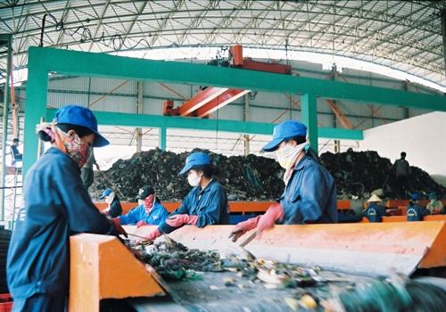 Xử lý chất thải rắn: Nâng cao ý thức người dân