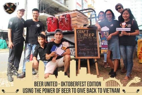 """Sắp diễn ra """"Đại tiệc bia thủ công"""" lần thứ 3 tại Đà Nẵng"""