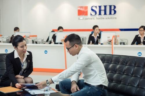 SHB dành nhiều ưu đãi cho khách hàng doanh nghiệp