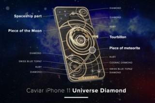 Chưa ra mắt, iPhone 11 đã có bản 'độ' gần 50.000 USD