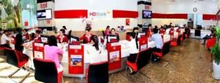 HDBank miễn phí chi lương tại quầy