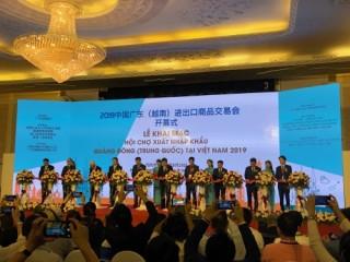 Đẩy mạnh hợp tác thương mại Việt - Trung