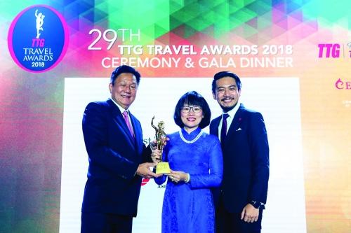 Vietravel từng bước khẳng định đẳng cấp trên thị trường du lịch