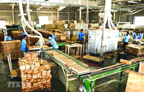 Thiếu nguyên liệu làm khó ngành gỗ