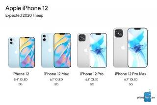 Apple sẽ không bán đồng thời bốn mẫu iPhone 12