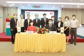 Kienlongbank ký kết hợp tác cùng Yanmar