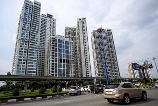 Bộ Xây dựng: Giá bán nhà không có xu hướng giảm mà vẫn tăng