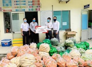 Central Retail ủng hộ 10 tấn rau củ quả để tiếp sức Đà Nẵng chống dịch Covid-19