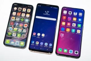 Smartphone đời mới đua giảm giá