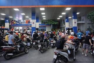 Giá xăng, dầu giảm