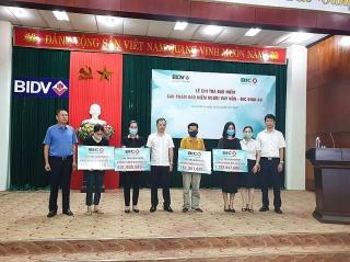 BIC chi trả hơn 2,6 tỷ đồng bảo hiểm cho các nạn nhân trong vụ tai nạn xekháchtại Quảng Bình