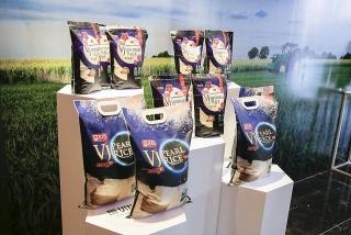 Sản phẩm gạo của thương hiệu Vinaseed chinh phục thị trường quốc tế