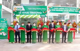 OCB khai trương trụ sở mới Chi nhánh Đồng Nai