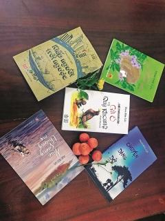 Cây viết trẻ Phan Đức Lộc: Yêu văn chương bằng trái tim nồng cháy