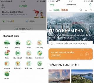 Grab và Klook hợp tác mang đến cho người dùng trải nghiệm du lịch hấp dẫn