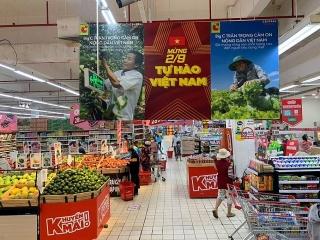 """GO!/Big C triển khai chương trình """"Trân trọng cảm ơn nông dân Việt"""""""