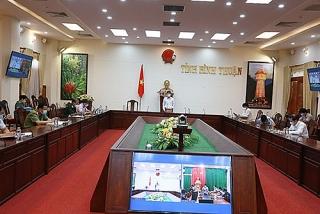 Bình Thuận: Giãn cách xã hội TP. Phan Thiết theo Chỉ thị 16