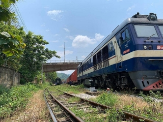 Đường sắt chuyển sang vận tải hàng hóa