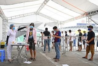 Hà Nội: Không để người dân di chuyển ra ngoài thành phố thời gian giãn cách