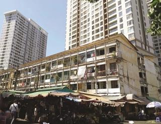 Cải tạo chung cư cũ: Cơ chế đã mở