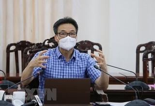 Phó Thủ tướng: Lưu ý một số điểm trong thực hiện chỉ đạo về phòng, chống dịch