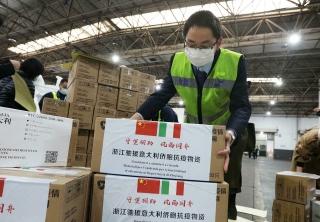 Sự cạnh tranh của Trung Quốc ở thị trường châu Âu