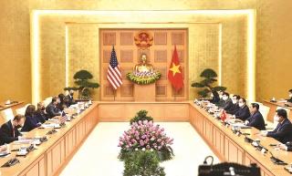 Hợp tác Việt Nam - Hoa Kỳ: Cùng nhau phát triển thịnh vượng