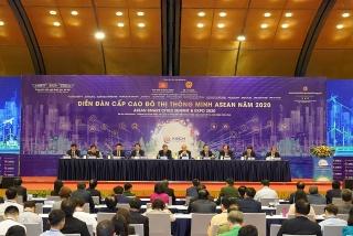 Hội nghị thường niên Mạng lưới đô thị thông minh ASEAN lần thứ 4
