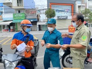 TP.HCM: Nhiều đơn vị vận chuyển mong muốn đi chợ giúp người dân