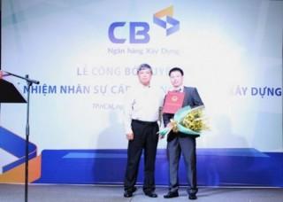 Ông Bùi Thanh Bình được bổ nhiệm Phó Tổng giám đốc CB