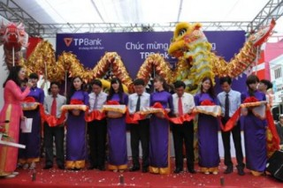 Khai trương chi nhánh TPBank Đắk Lắk