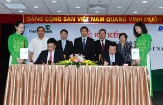 Vietcombank và DIV ký thỏa thuận hợp tác toàn diện
