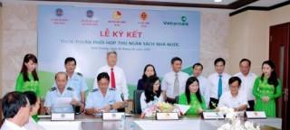 Vietcombank Sóng Thần phối hợp thu ngân sách Nhà nước