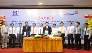 VietinBank bổ sung thêm 485 tỷ đồng cho Dự án KCN Hiệp Phước