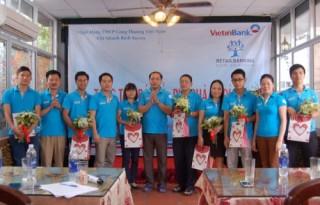VietinBank Bình Xuyên đẩy mạnh hoạt động bán lẻ