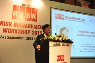 Chú trọng hơn tới quản trị rủi ro tín dụng