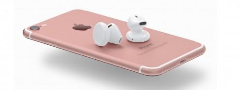Rò rỉ tai nghe không dây AirPod, iPhone 7 và ít nhất 10 mẫu Apple Watch mới