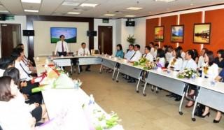 Vietcombank thành lập phòng Dịch vụ NH điện tử và bổ nhiệm cán bộ tại trụ sở chính