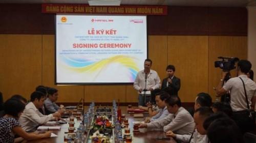 Quảng Ninh cùng Hanel DTT và Linagora phát triển chính quyền điện tử
