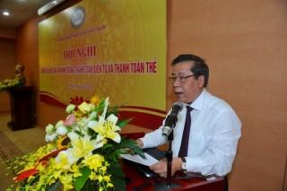 NHNN tổ chức Hội nghị trực tuyến đảm bảo an ninh, an toàn trong thanh toán điện tử
